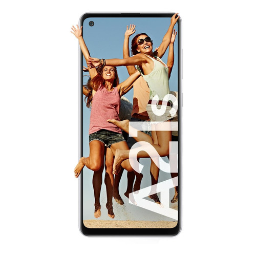 Samsung Galaxy A21s 64 Gb Blanco 4 Gb Ram