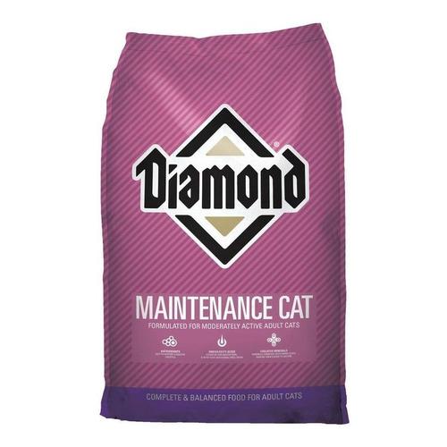 Alimento Diamond Super Premium Maintenance Cat para gato adulto sabor mix en bolsa de 2.7kg