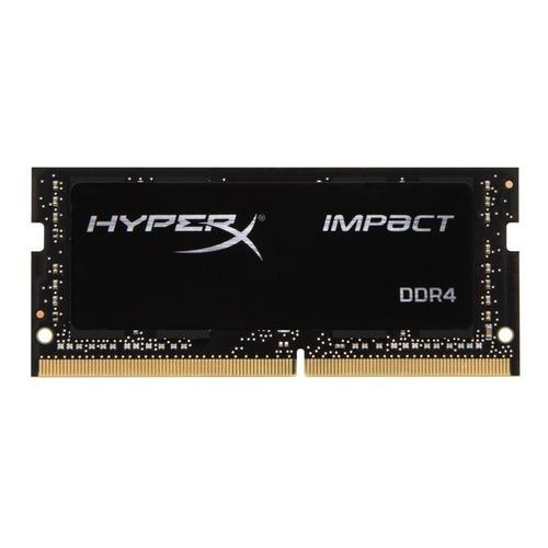 Memória RAM Impact color Preto  8GB 1 HyperX HX426S15IB2/8