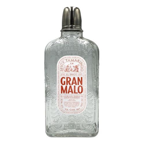 Licor De Tequila Gran Malo Spicy Tamarido 750ml