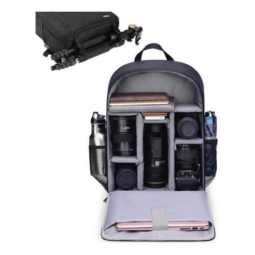 Mochila Backpack Caden Camara Profesional Dslr Grande