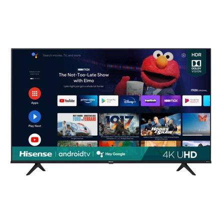 """Smart TV Hisense A6G Series 43A6G 4K 43"""" 120V"""
