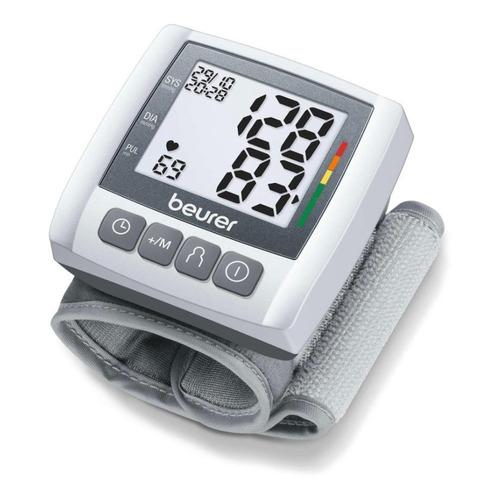 Monitor de presión arterial digital de muñeca automático Beurer BC 30