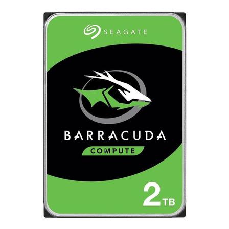 Disco duro interno Seagate Barracuda ST2000DM008 2TB