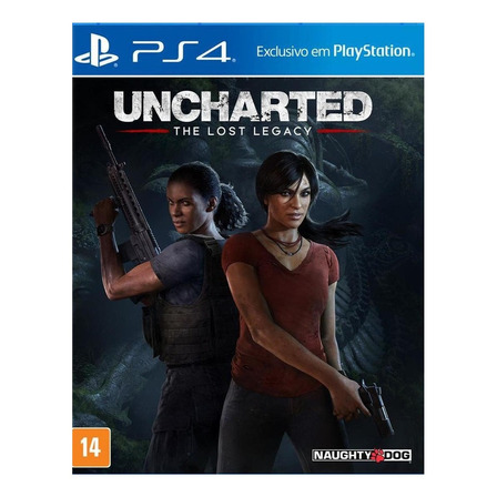 Uncharted: The Lost Legacy Sony PS4 Digital
