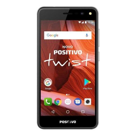 Positivo Twist S511 Dual SIM 16 GB cinza 1 GB RAM