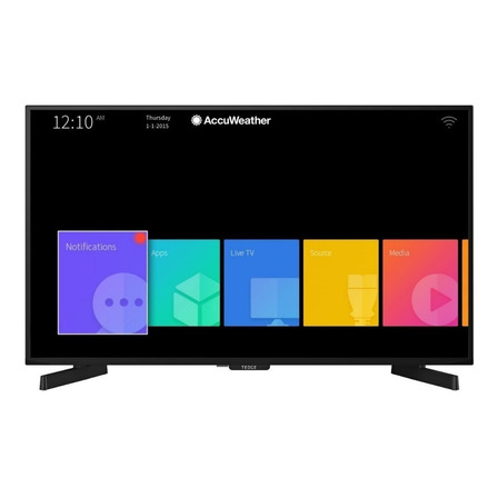 "Smart TV Tedge NTV32HD LED HD 32"" 220V"