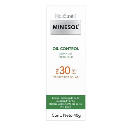 Protetor solar RoC Minesol Oil Control  FPS30 40 g