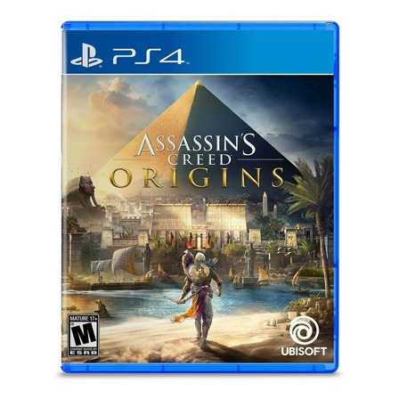 Assassin's Creed: Origins Standard Edition Físico PS4 Ubisoft