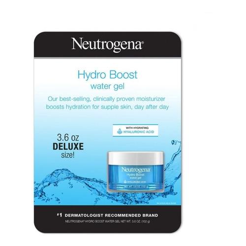Neutrogena Hydro Boost Gel, 100ml Con Ácido Hialurónico