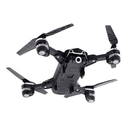 Drone Multilaser Eagle ES256 com câmera HD preto 2.4GHz