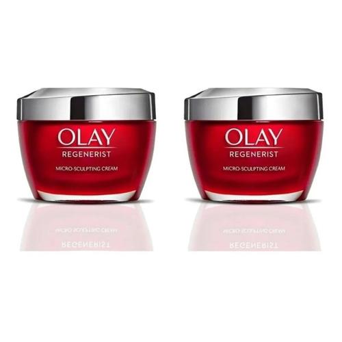 Olay Regenerist Microsculpting 2 Cremas Faciales Oferta