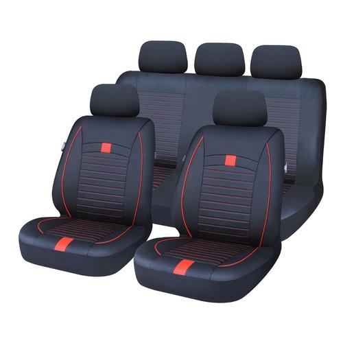 Cubreasiento Eco Cuero Auto Universal - Calidad Premium