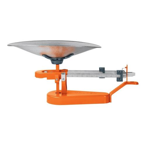 Báscula comercial analógica Truper BAS-M 10kg naranja 44cm x 31cm