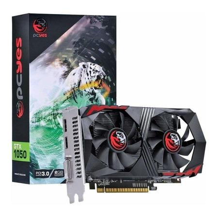 Placa de vídeo Nvidia Pcyes  GeForce 10 Series GTX 1050 PA1050GTX12802G5 2GB