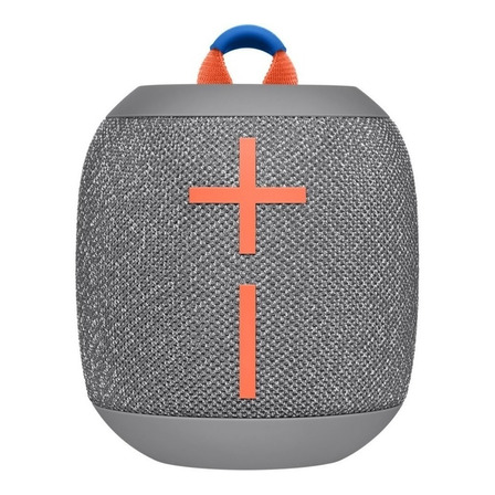 Parlante Ultimate Ears Wonderboom 2 portátil con bluetooth  crushed ice grey