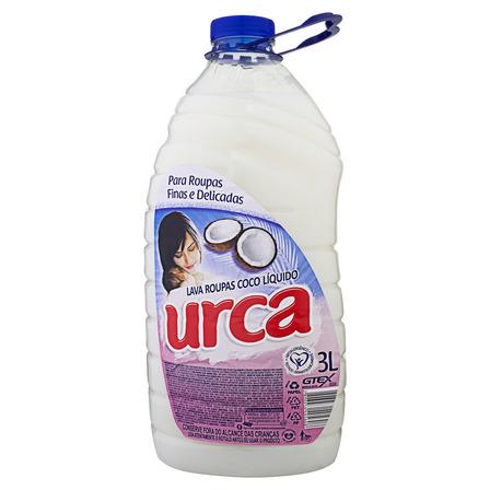 Sabão líquido Urca Coco galão 3L