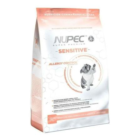 Alimento Nupec Nutrición Especializada Sensitive para perro todos los tamaños sabor mix en bolsa de 15kg