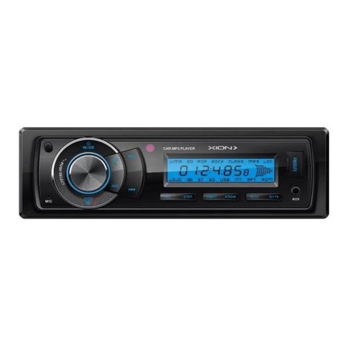 Radio para auto Xion XI-CS188BT con USB, bluetooth y lector de tarjeta SD