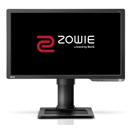 "Monitor BenQ XL Series XL2411 LCD 24"" dark grey 110V/220V"