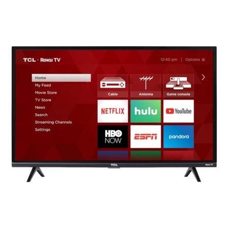 """Smart TV TCL 32S331-MX LED HD 32"""" 110V"""