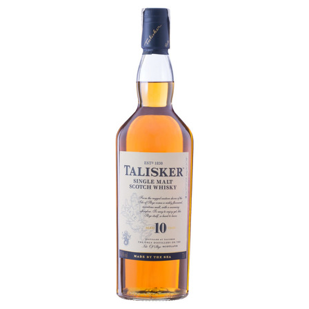 Uísque Single Malt Talisker 10 Reino Unido garrafa 750 mL