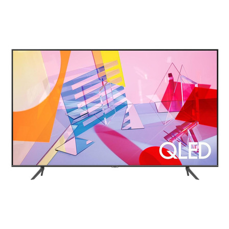 Smart TV Samsung Series Q60 QN55Q60TAFXZA QLED 4K 55""