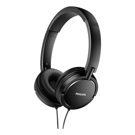 Auriculares Philips SHL5005 negro
