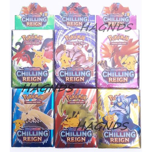 Pack Cartas Pokémon Tcg Sword & Shield Set De 100 Cartas