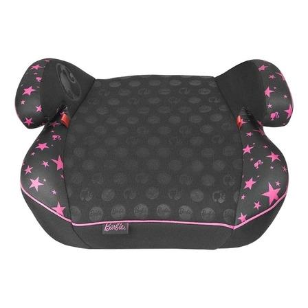 Assento infantil para carro Multikids Baby Barbie Barbie classic preto e rosa