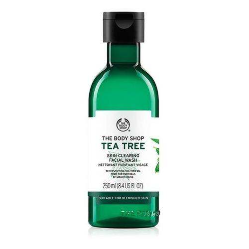 Limpiador Facial Tea Tree Árbol De Té 250 Ml