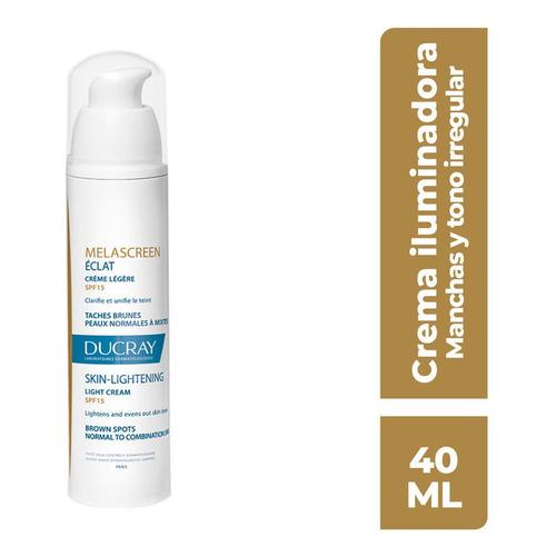 Ducray Melascreen Éclat Crema Ligera Iluminadora Fps15 40ml