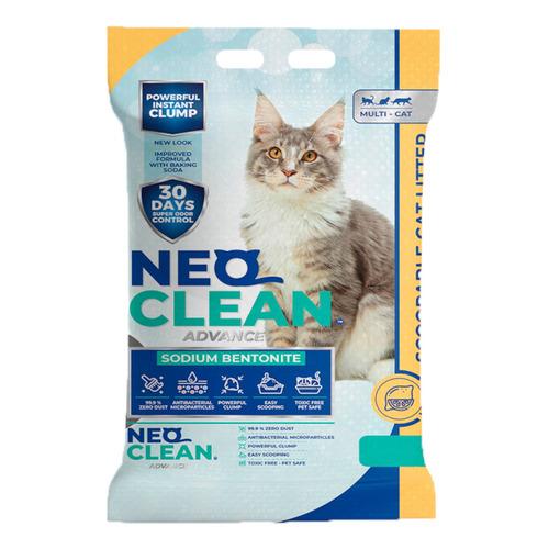 Neo Clean - Arena Aglomerante - Limón 30 Litros