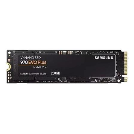 Disco sólido interno Samsung 970 EVO Plus MZ-V7S250 250GB