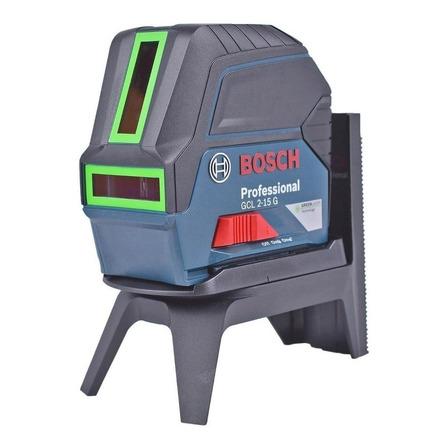 Nível laser cruz Bosch GCL 2-15 G 15m