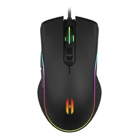 Mouse para jogo Lehmox  GT-M4 preto