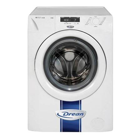 Lavarropas automático Drean Next 6.06 blanco 6kg 220V