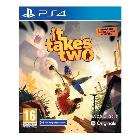 It Takes Two  Electronic Arts PS4 Digital