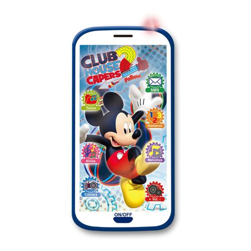 Mickey Celular 3d Original Ditoys Full