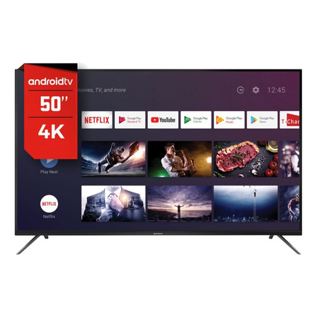 "Smart TV Hitachi LE504KSMART20 LED 4K 50"" 100V/240V"