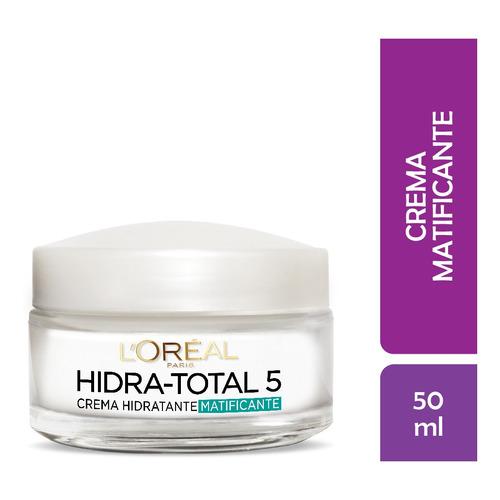 Crema Hidratante Piel Mixta Hidra Total5 Loreal 50ml
