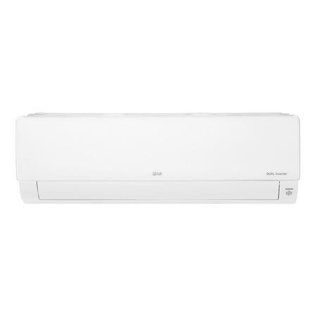 Aire acondicionado LG Dual Cool Inverter split frío/calor 3025 frigorías blanco 220V S4-W12JA3AA