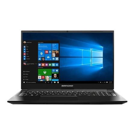 """Notebook Banghó MAX L5 i7 gris oscura 15.6"""", Intel Core i7 10510U  8GB de RAM 480GB SSD, Intel Graphics UHD 620 1366x768px Windows 10 Home"""