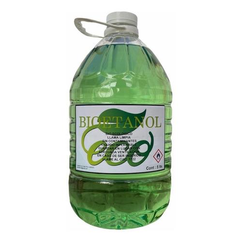 Bioetanol Ecologico Para Estufas Ecológicas  5 Litros .