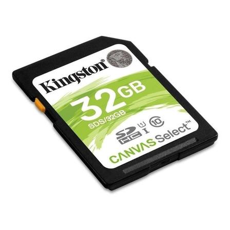 Cartão de memória Kingston SDS2 Canvas Select 32GB