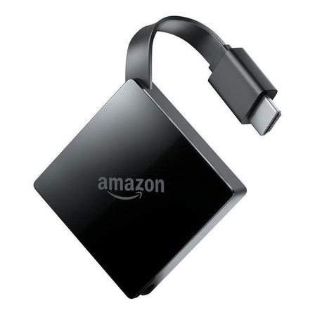 Amazon Fire TV 3rd Generation  de voz 4K 8GB  negro con 2GB de memoria RAM