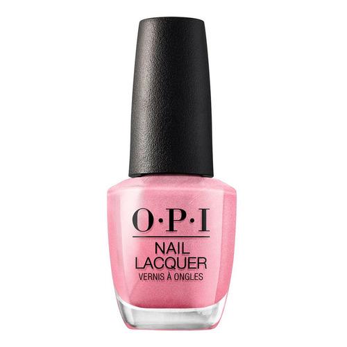Esmaltes Opi Nlg01 Aphrodite's Pink Nightie