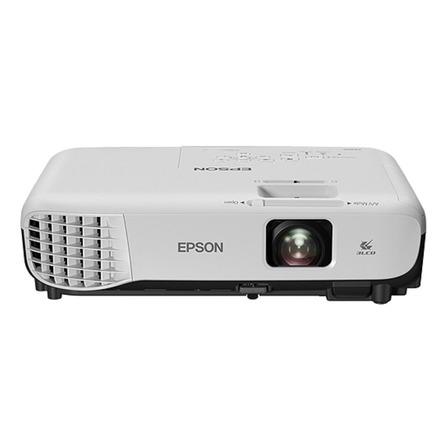 Proyector Epson PowerLite VS250 3200lm blanco 100V/240V