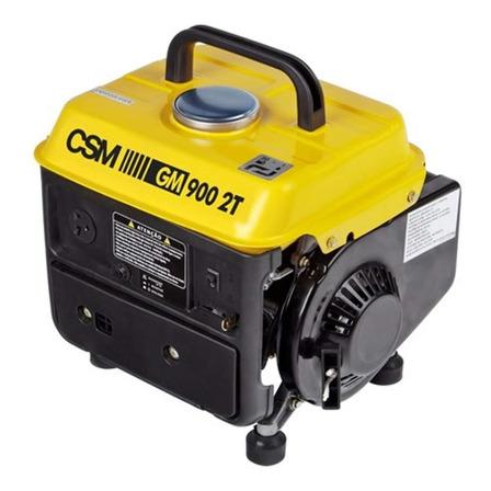 Gerador portátil CSM GM 900 220V 1100W monofásico