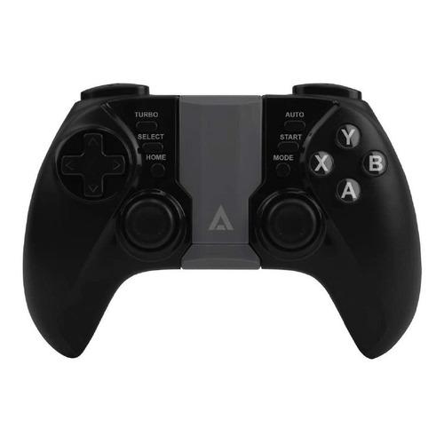 Control joystick inalámbrico Acteck G200 negro y gris